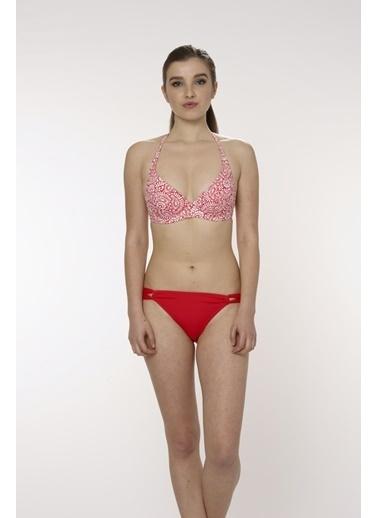 Reflections Bikini Alt Kırmızı